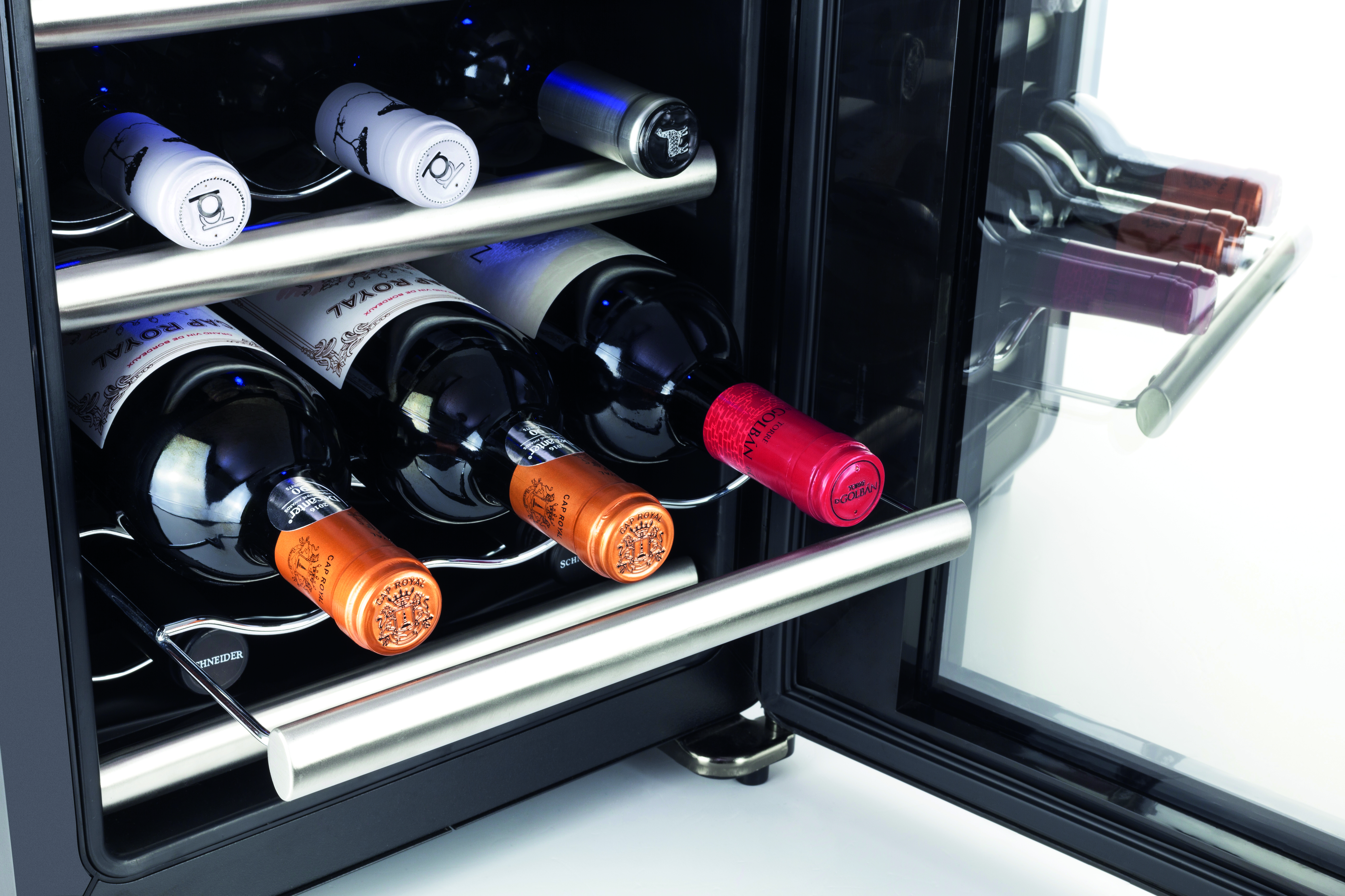 Caso WineCase 12 Red